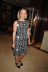 MARIELLA FROSTRUP at a party to celebrate the 180th Anniversary of The Spectator magazine, held at the Hyatt Regency London - The Churchill, 30 Portman Square, London on 7th May 2008.<br /><br />NON EXCLUSIVE - WORLD RIGHTS