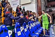 Achille Polonara<br /> Banco di Sardegna Dinamo Sassari - Leicester Riders BC<br /> Fiba Europe Cup 2018-2019 Gruppo H<br /> Sassari, 07/11/2018<br /> Foto L.Canu / Ciamillo-Castoria