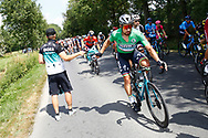 Peter Sagan (SVK - Bora - Hansgrohe) during the Tour de France 2018, Stage 4, Team Time Trial, La Baule - Sarzeau (195 km) on July 10th, 2018 - Photo Luca Bettini / BettiniPhoto / ProSportsImages / DPPI