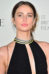 © Licensed to London News Pictures. 13/02/2016. HEIDA REED attends the BAFTA Lancôme Nominees' Party held at Kensington Palace. London, UK. Photo credit: Ray Tang/LNP