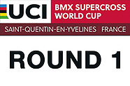 2018 UCI BMX SX World Cup SQY - Round 1