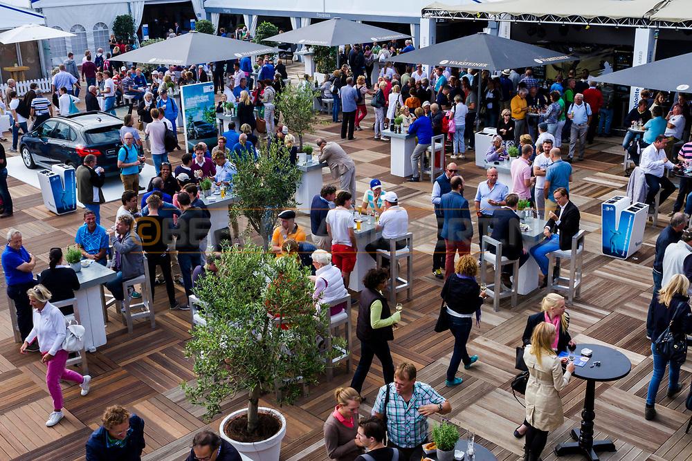 13-09-2014 Foto's van de derde wedstrijddag van het KLM Open 2014, gespeeld op zaterdag 13 september op de Kennemer Golf & Country Club in Zandvoort, Nederland.