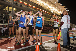 Beer Mile World Championships, Inaugural, Women's Elite race,