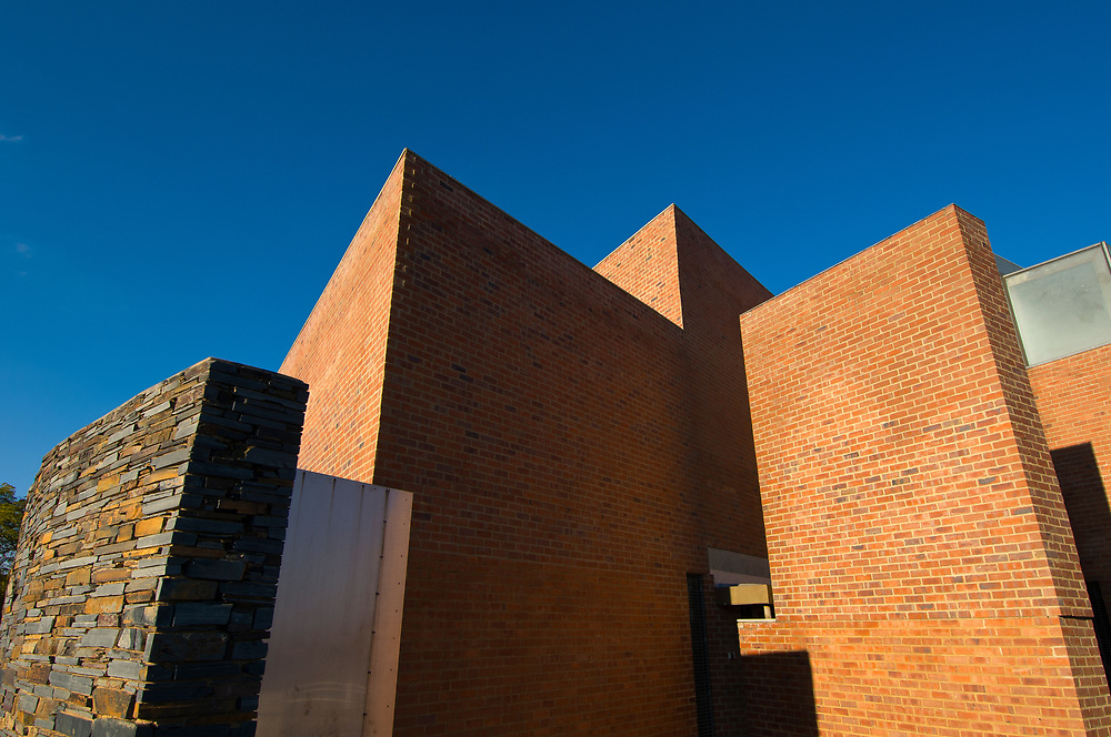 The Hector Pieterson Museum and Memorial, Orlando West (He was shot and died June 16, 1976 which started the Soweto Riots in Soweto,  Johannesburg, South Africa