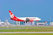 Air Berlin (Germania), Boeing 737
