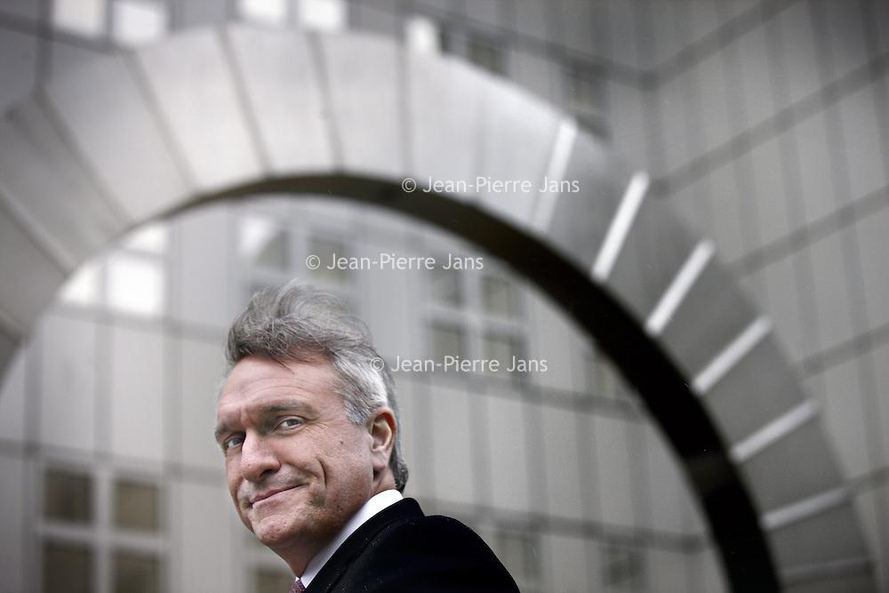 Nederland, Sittard , 13 februari 2014. <br /> Mauricio Adade, Chief Marketing Officerof the DSM Group<br /> Foto:Jean-Pierre Jans