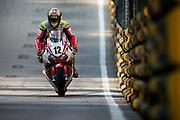 October 16-20, 2016: Macau Grand Prix. 12 John MCGUINNESS, Honda Racing
