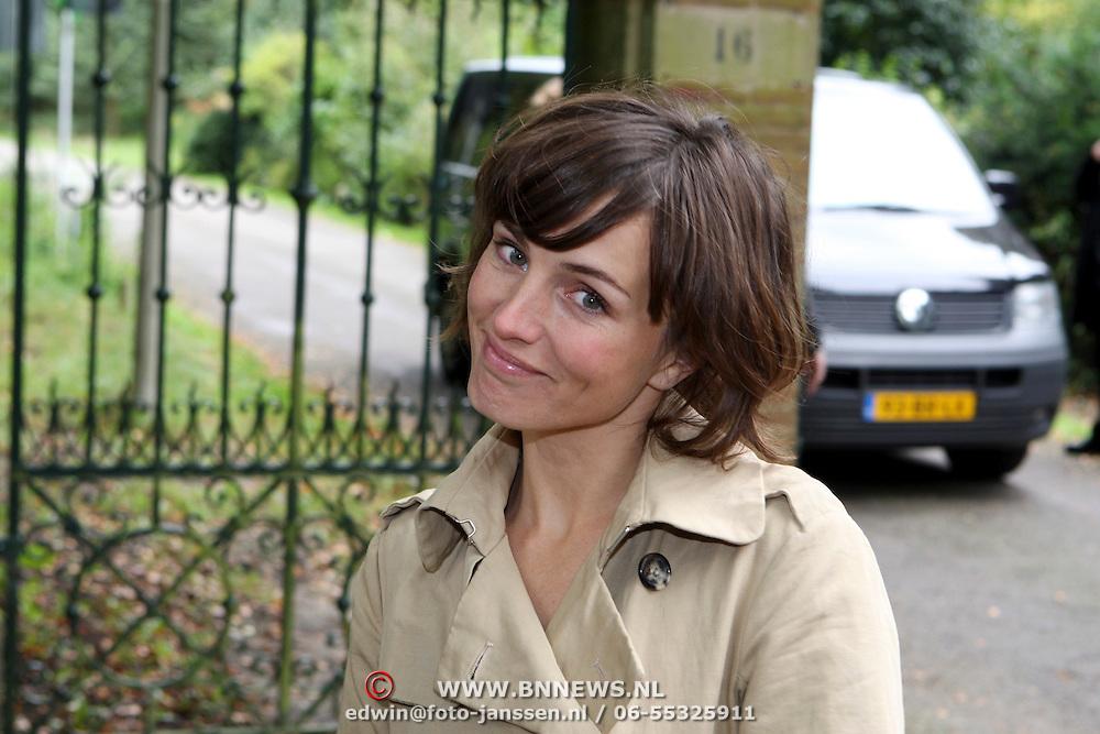NLD/Overveen/20070921 - Huwelijk Ruud de Wild en Aafke Burggraaff, Daphne Bunskoek