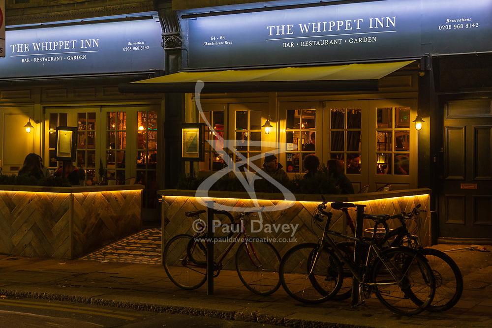 The whippet Inn in Kensal Rise, North West London. London, September 07 2018.