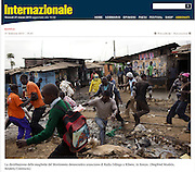 Kenya elections 2013 - Internazionale.