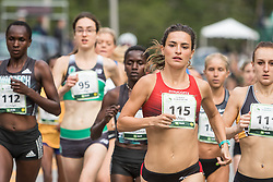 elite women start, Higginson