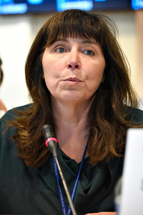 11 May 2017, PES Group meeting<br /> Belgium - Brussels - May 2017 <br /> Jutta Steinbruck MEP<br /> © European Union / Photographer