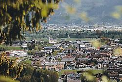 THEMENBILD - Ortsansicht von Kaprun im Frühling, aufgenommen am 30. April 2020, Kaprun, Österreich // Village view of Kaprun in spring on 2020/04/30, Kaprun, Austria. EXPA Pictures © 2020, PhotoCredit: EXPA/ Stefanie Oberhauser