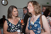 Sarah Butler Sloss talks to guests at the 2010 Ashden Awards reception.