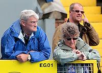 Blackburn Rovers fans before kick off<br /> <br /> Photographer David Shipman/CameraSport<br /> <br /> Football - The EFL Sky Bet Championship - Blackburn Rovers v Burton Albion - Saturday 20 August 2016 - Ewood Park - Blackburn<br /> <br /> World Copyright © 2016 CameraSport. All rights reserved. 43 Linden Ave. Countesthorpe. Leicester. England. LE8 5PG - Tel: +44 (0) 116 277 4147 - admin@camerasport.com - www.camerasport.com