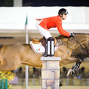 2014 FEI Young Rider Nations Cup - Wellington