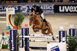 Houtzager Marc, (NED), Sterrehofs Bylou<br /> Prize of Performance Sales International<br /> FEI World Cup Neumünster - VR Classics 2017<br /> © Hippo Foto - Stefan Lafrentz