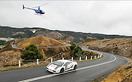 Jason White & John White .2007 Lamborghini Gallardo Superleggera.Day 5.Targa Tasmania 2009.3rd of May 2009.(C) Joel Strickland Photographics.