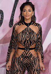 Nicole Scherzinger attending The Fashion Awards 2016 at The Royal Albert Hall in London. <br /> <br /> Picture Credit Should Read: Doug Peters/ EMPICS Entertainment