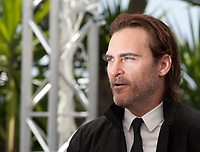 Joaquin Phoenix,  at the You Were Never Really Here film photo call at the 70th Cannes Film Festival Saturday 27th May 2017, Cannes, France. Photo credit: Doreen Kennedy