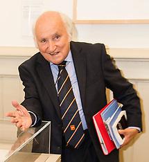 Richard Demarco and Joseph Beuys Exhibition | Edinburgh | 28 July 2016