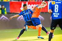 Fotball , 10 September , Eliteserien , Aalesund - Stabæk , Ronald Hernandez<br /> <br />  , Foto: Marius Simensen, Digitalsport