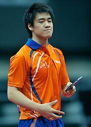 09-05-2011 TAFELTENNIS: WORLD TABLE TENNIS CHAMPIONSHIPS: ROTTERDAM<br /> Wai Lung Chung NED<br /> ©2011-FotoHoogendoorn.nl