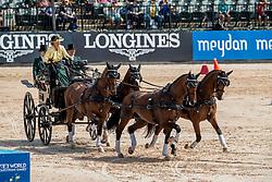 Wrigley-Miller Misdee, USA, Beau, Bolino D, Bravour 54, Calipso 86<br /> World Equestrian Games - Tryon 2018<br /> © Hippo Foto - Dirk Caremans<br /> 23/09/2018
