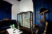 Santa Luzia_MG, Brasil...Na foto, o casarao que hoje abriga o museu da cidade, e foi quartel general das tropas dos revolucionarios da Revolucao Liberal de 1842 em Santa Luzia, Minas Gerais...In the photo, the house is a museum, and was headquarters of the revolutionary forces of the Liberal Revolution of 1842 in Santa Luzia, Minas Gerais...Foto: LEO DRUMOND / NITRO