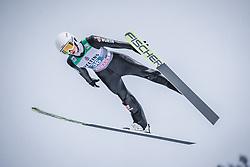 30.12.2018, Schattenbergschanze, Oberstdorf, GER, FIS Weltcup Skisprung, Vierschanzentournee, Oberstdorf, 2. Wertungsdurchgang, im Bild Moritz Baer (GER) // Moritz Baer of Germany during his 2nd Competition Jump for the Four Hills Tournament of FIS Ski Jumping World Cup at the Schattenbergschanze in Oberstdorf, Germany on 2018/12/30. EXPA Pictures © 2018, PhotoCredit: EXPA/ Stefanie Oberhauser