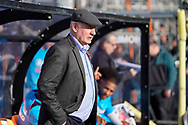Maidenhead United manager Alan Devonshire during the The FA Cup 1st round match between Maidenhead United and Portsmouth at York Road, Maidenhead, United Kingdom on 10 November 2018.