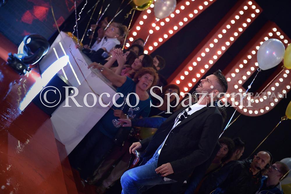 Enrico Silvestrin concorrente della terza edizione del Grande Fratello Vip 24 , Settembre 2018 Roma