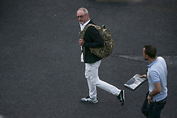 Liam Cunningham leaving the Tag Heuer 'Under pressure Award' during the 75th Monaco Gran Prix, Monaco on May 27th, 2017. Photo by Marco Piovanotto/Abacapress.com
