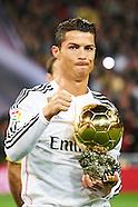 011515 Real Madrid v Atletico de Madrid, Round 8 - Copa del Rey