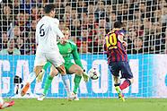 FC Barcelona v Manchester City 120314