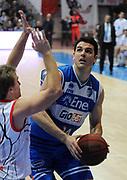 DESCRIZIONE : Piacenza Campionato Lega Basket A2 2011-12 Morpho Basket Piacenza Enel Brindisi<br /> GIOCATORE : Dejan Borovnjak<br /> SQUADRA : Enel Brindisi<br /> EVENTO : Campionato Lega Basket A2 2011-2012<br /> GARA : Morpho Basket Piacenza Enel Brindisi<br /> DATA : 27/11/2011<br /> CATEGORIA : Palleggio Penetrazione<br /> SPORT : Pallacanestro<br /> AUTORE : Agenzia Ciamillo-Castoria/L.Lussoso<br /> Galleria : Lega Basket A2 2011-2012<br /> Fotonotizia : Piacenza Campionato Lega Basket A2 2011-12 Morpho Basket Piacenza Enel Brindisi<br /> Predefinita :