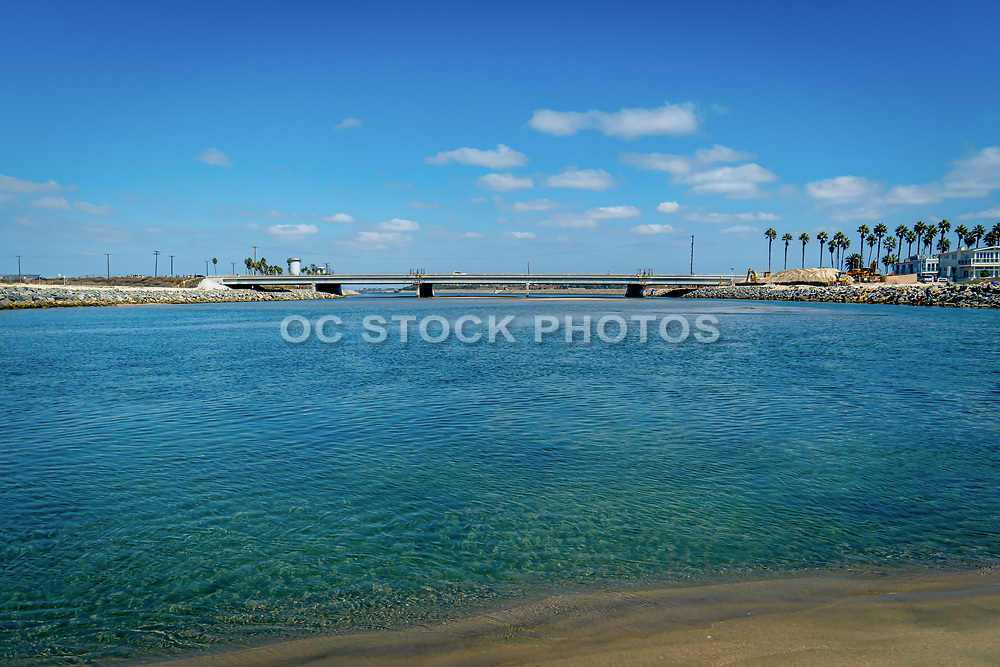 Santa Ana River Jetty