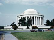 CS01042-01. Jefferson Memorial. September 1960