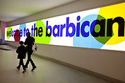 The Barbican Centre is a performing arts centre in the City of London, England, and is the largest of its type in Europe. The Centre hosts classical and contemporary music concerts, theatre performances, film screenings and art exhibitions.
