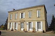 Chateau Beau-Sejour-Becot. Saint Emilion, Bordeaux, France