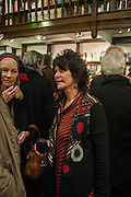 MARTHA PAPADAKIS; RUTH PADEL, William Fitzgerald, Book launch ,  'How to read a Latin poem - if you can't read Latin yet' published by OUP.- Daunts bookshop Marylebone, London 21 February 2013.