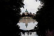 Charlottenburg Palace (Schloss Charlottenburg), Berlin, Germany, August 05, 2021.