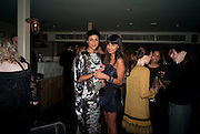 ZAWE ASHTON; JAMEELA JAMIL, InStyle Best Of British Talent , Shoreditch House, Ebor Street, London, E1 6AW, 26 January 2011
