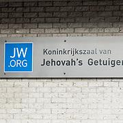 NLD/Huizen/20180216 - Koninkrijkzaal van Jehova's Getuigen
