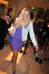 ASTRID HARBORD at the St.Martins Lane Hotel 10th year bash held on 9th September 2009.