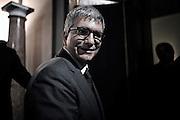 Nichi Vendola al Quirinale dopo le Consultazioni con il Presidente della Repubblica per la formazione del nuovo governo. Roma, 29 marzo 2013. Christian Mantuano/Oneshot