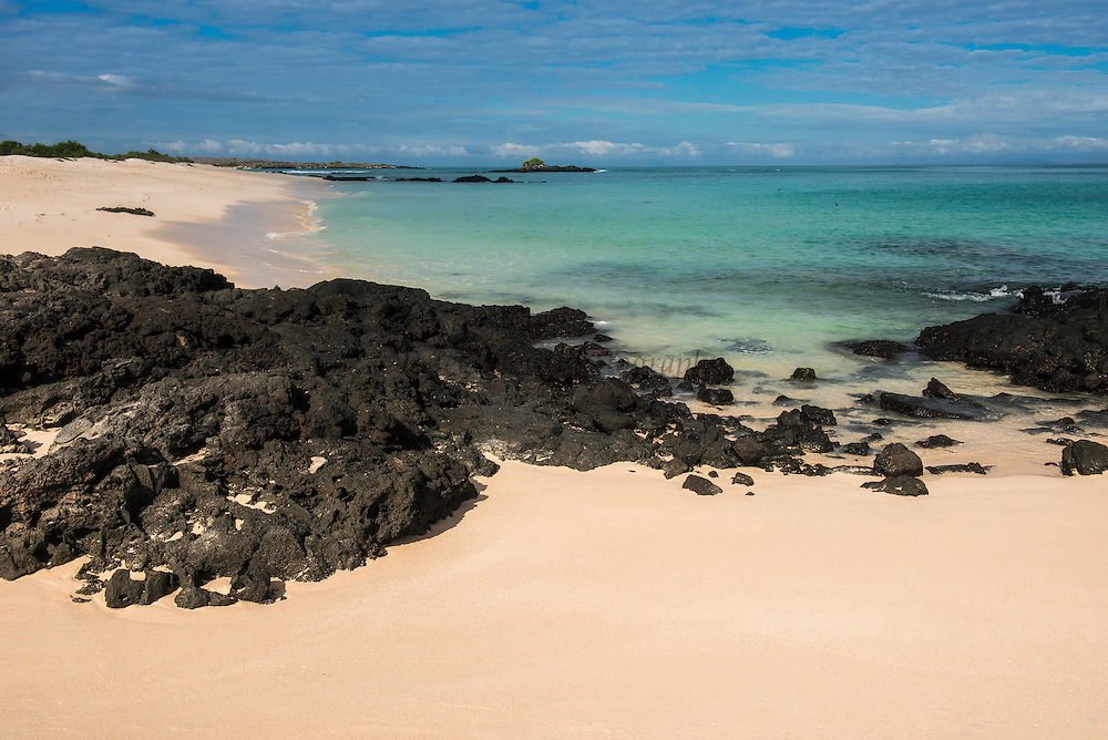 Beach<br /> Las Bachas<br /> Santa Cruz Island<br /> GALAPAGOS ISLANDS,<br /> Ecuador, South America