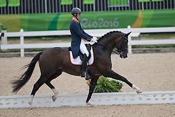 Van Silfhout Diederick, NED, Arlando<br /> Olympic Games Rio 2016<br /> © Hippo Foto - Dirk Caremans<br /> 12/08/16