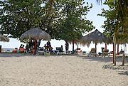 Cuba, Trinidad. The Beach