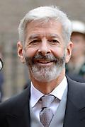 Prinsjesdag 2013 - Aankomst Parlementariërs bij de Ridderzaal op het Binnenhof.<br /> <br /> Op de foto:  Ronald Plasterk - Minister van Binnenlandse Zaken en Koninkrijksrelaties